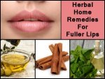 Herbal Home Remedies Fuller Lips