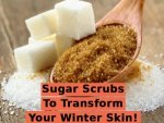 Sugar Scrubs Transform Your Winter Skin