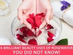 Brilliant Beauty Uses Rose Water You Did Not Know