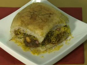 Dabeli The Special Indian Burger