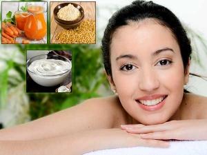Diy Carrot Curd Flour Mask Get Spotless Skin