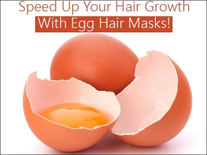 Speed Up Your Hair Growth With Egg Hair Masks