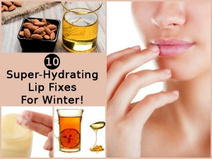 Super Hydrating Lip Fixes Winter