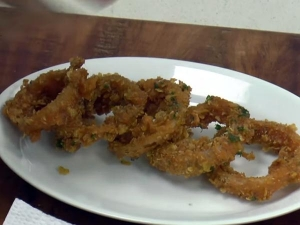 Onion Rings Perfect Evening Snack
