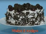 Mouth Watering Black Forest Cake Recipe Christmas Special