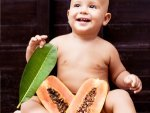 How Papaya Benefits Your Baby