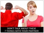 Things You Don T Need Tell Your Partner