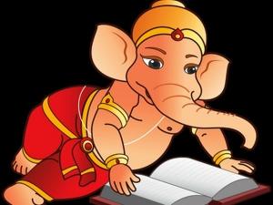 Mythologiclal Story Ganesha Kubera