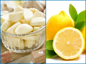 Lemon Garlic Mixture Clear Heart Blockages