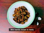 Mini Karela Recipe Stir Fry Bitter Gourd Recipe Hagalkay