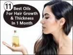 Best Oils Hair Growth Thickness 1 Month