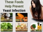 These Foods Help Prevent Yeast Infection