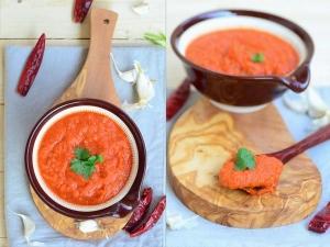 Yammy Tomato Garlic Chutney Recipe