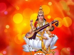 Why Does Goddess Saraswati Sit On Swan