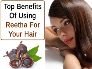 Top Benefits Using Reetha Your Hair