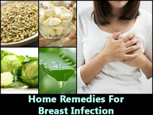 Effective Home Remedies Breast Infection