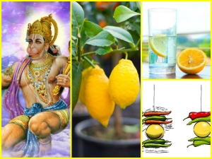 Why Do Hindus Put Lemon A Glass Water Offices Shops