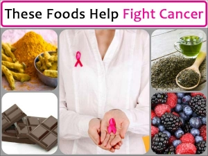 Check These Foods These Helps Fight Cancer Effectively