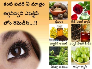 Concerned About Your Failing Eyesight These Home Remedies H