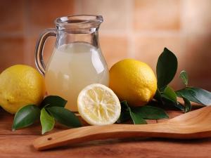 Amazing Healing Powers Lemon