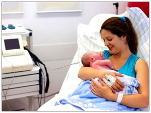 The New Mother Taking Care Yourself After Birth