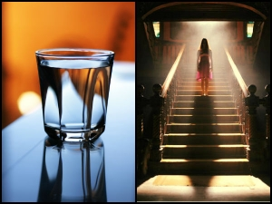 Use 1 Glass Water Remove Negative Energy