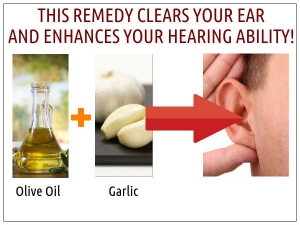 This Remedy Clears Your Ear Enhances Your Hearing Ability