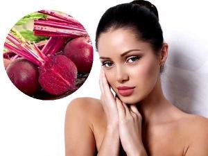 Beauty Benefits Beetroot Juice
