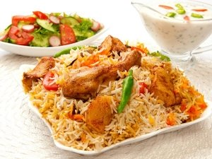 Chicken Garlic Rice Recipe