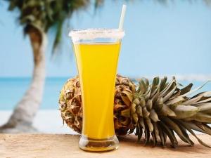 Pineapple Turmeric Drink Reverse Cancer Causing Inflammatio