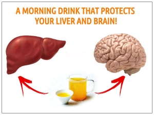 Here S Drink That Protects Liver Brain