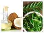 How Use Coconut Oil Curry Leave Hair Growth