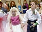 Five Year Old Terminally Ill Girl Marries Her Best Friend