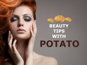 Different Ways How Potatoes Can Be Used Skin Care