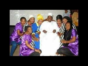 Nigerian Muslim Man Who Had 120 Wives 203 Kids