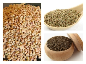 Methi Ajwain Black Cumin Benefits Weight Loss
