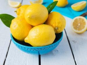 Uses Lemon Skin Care