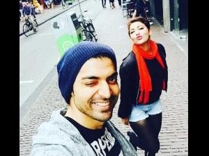 Gurmeet Debina Setting Goals Wanderlust Couples