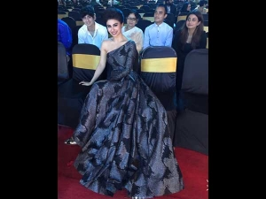Mouni Roy Looked Like Cinderella At The Gold Awards