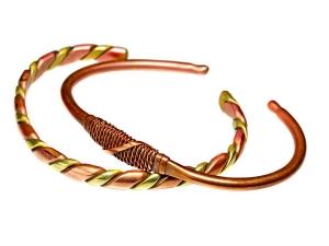 Health Benefits Wearing Copper Bracelets