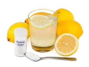 Dip Half A Lemon In Baking Soda See Its Health Benefits