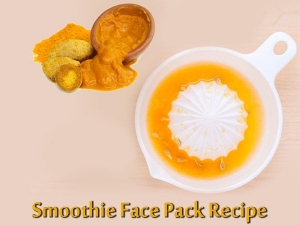 Two One Face Pack Plus Smoothie Recipe