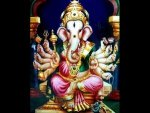 Vinayaki The Female Ganesha Who Is Not Related With Lord Ganesha