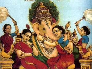 Ganesha S Is The First Family Hinduism