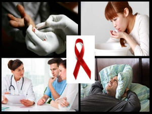 Early Signs Symptoms Hiv