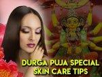 Durga Puja Special Skin Care Tips