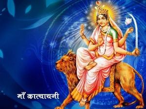 Days Durga Sahasranamam Puja Ultimate Luck Materialistic Prosperity Navratri