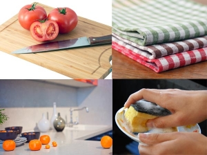 Your Kitchen Cloth Could Be Making You Sick