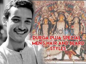 Durga Puja Special Mens Hair And Beard Styles