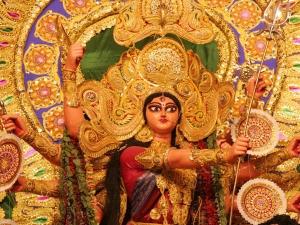 Navratri Puja Navratri 1st Day Puja Mantra